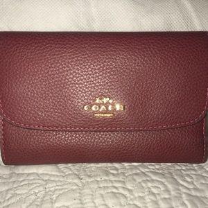 COACH Tri-Fold Wallet